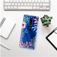 iSaprio Leaves and Flowers pro Xiaomi Redmi 8 - Kryt na mobil