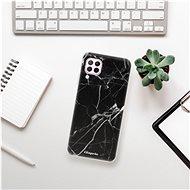 iSaprio Black Marble pro Huawei P40 Lite - Kryt na mobil