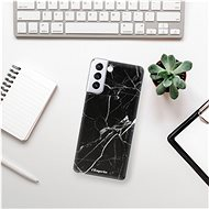 iSaprio Black Marble pro Samsung Galaxy S21+ - Kryt na mobil