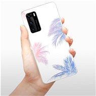 iSaprio Digital Palms 10 pro Huawei P40 - Kryt na mobil