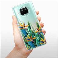 iSaprio Exotic Flowers pro Xiaomi Mi 10T Lite - Kryt na mobil
