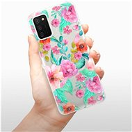 iSaprio Flower Pattern 01 pro Samsung Galaxy A02s - Kryt na mobil