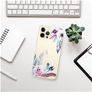 iSaprio Flower Pattern 04 pro iPhone 12 Pro Max - Kryt na mobil