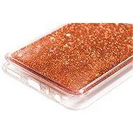 iWill Glitter Liquid Star Case pro Xiaomi Redmi Note 8T Rose Gold - Kryt na mobil