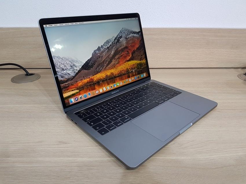 test, recenze, notebook, notebooky na cesty, MacBook Pro 13