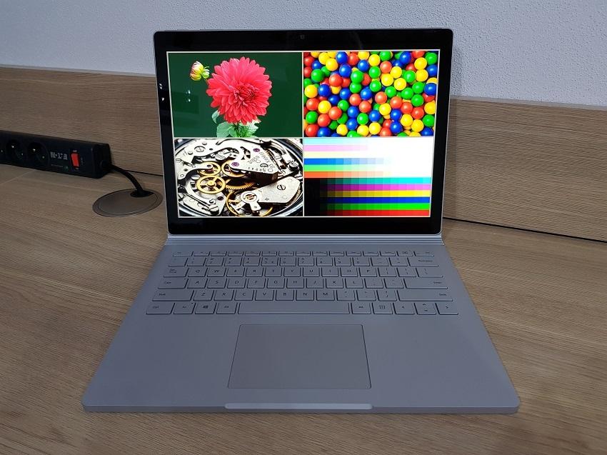 test, recenze, notebook, notebooky na cesty, Microsoft Surface Book 2