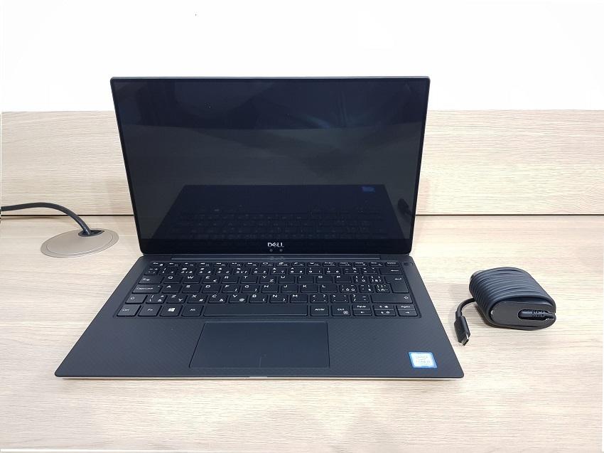 test, recenze, notebook, notebooky na cesty, Dell XPS 13