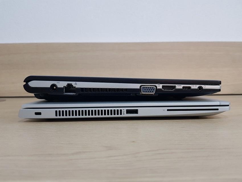 test, recenze, notebook, notebooky na cesty, HP, Fujitsu