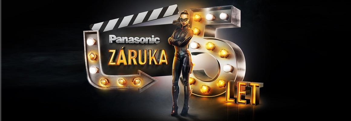 5let Panasonic záruka