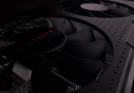 Herní grafická karta AMD Radeon RX 580