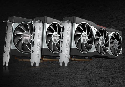 Herní grafická karta AMD Radeon RX 6800 XT