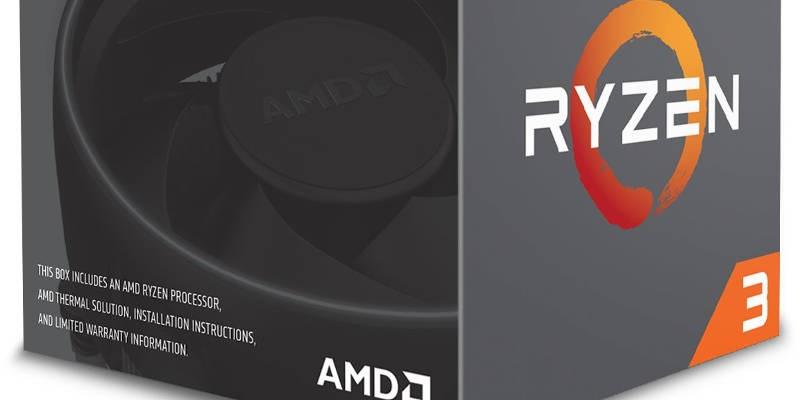 AMD Ryzen 3 vs Intel Core i3 (RECENZE A TESTY)