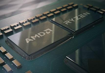 Procesor řady AMD Ryzen 3000