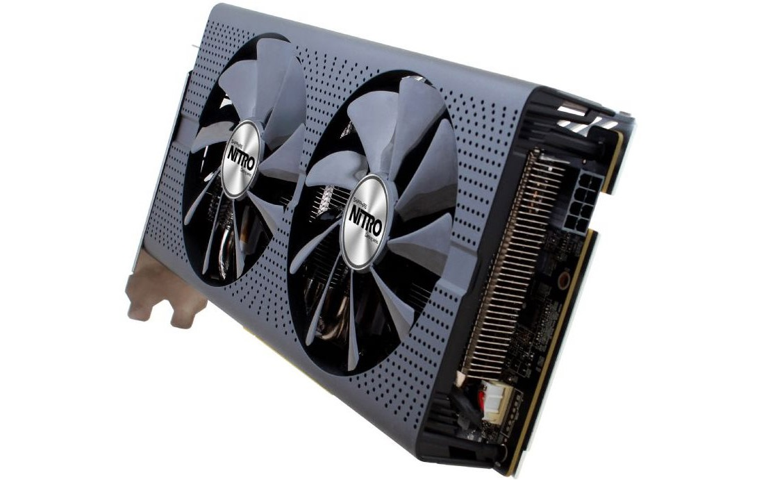 Grafická karta SAPPHIRE NITRO+ Radeon RX 480 8GB OC
