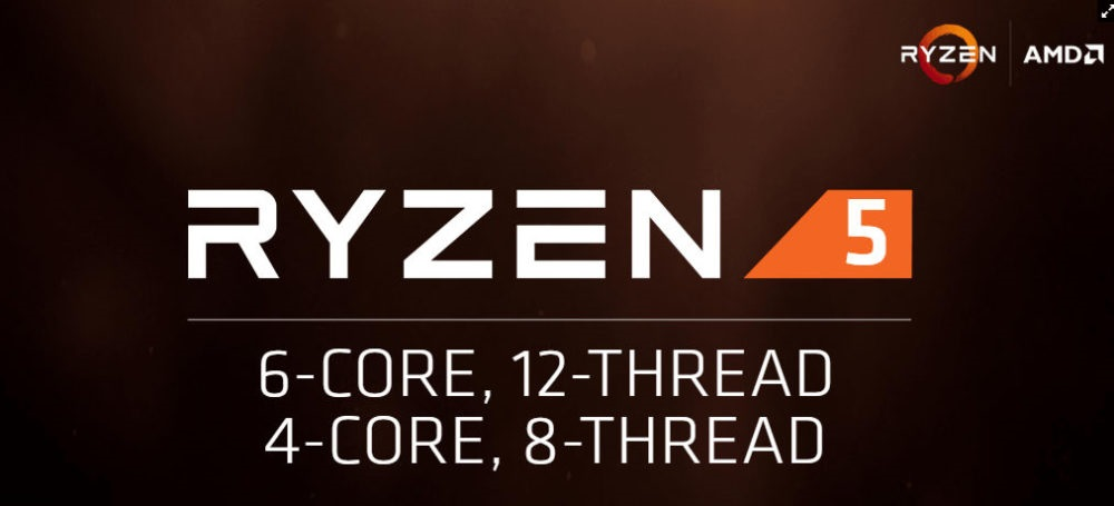 AMD Ryzen 5, procesory