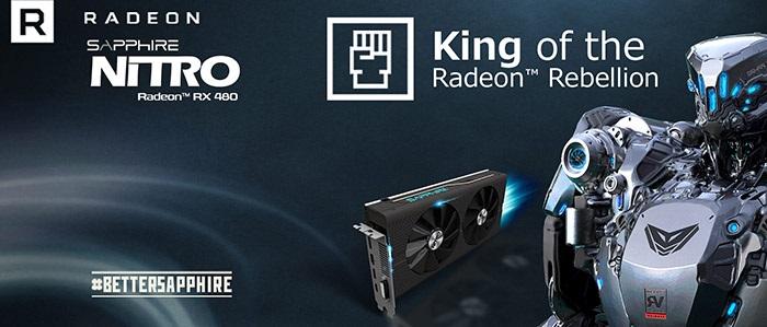 Grafické karty AMD Sapphire s čipem Polaris zlevňují. Jaký model vybrat?