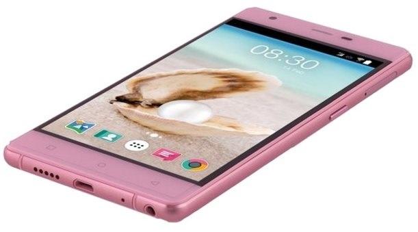 Accent Pearl v růžové barvě