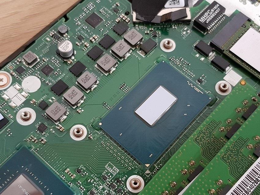 Acer Nitro 5 - CPU