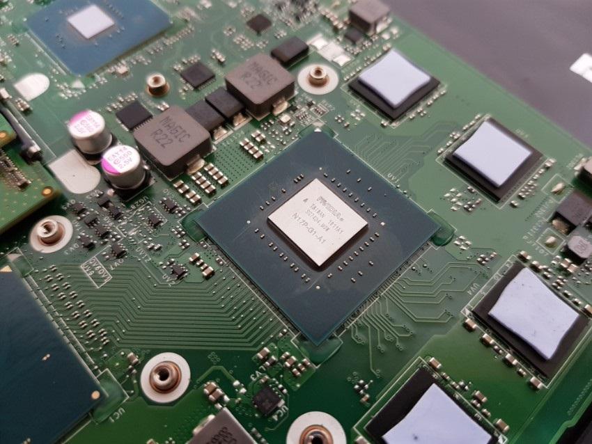 Acer Nitro 5 - GPU
