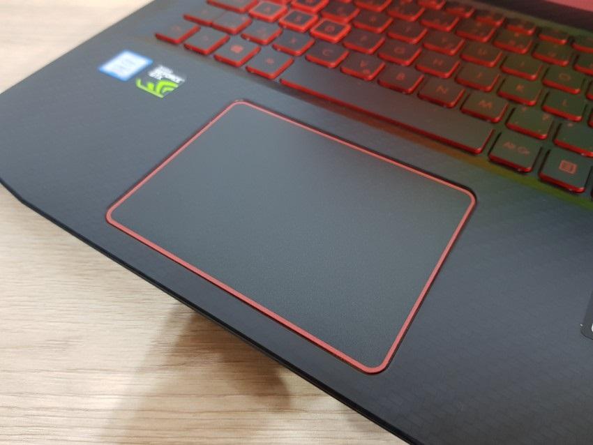 Acer Nitro 5 - Touchpad