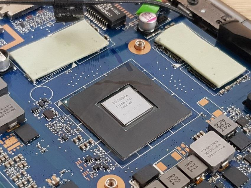 Čistá GPU