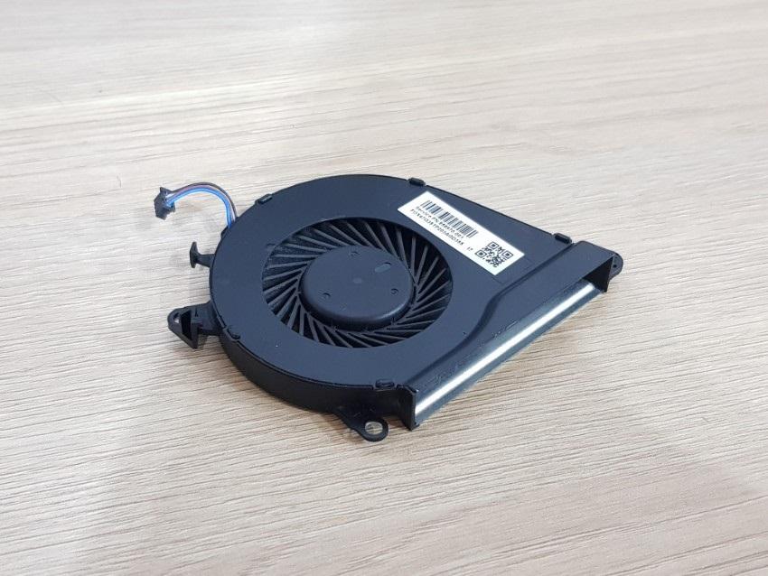 Čištění ventilátoru