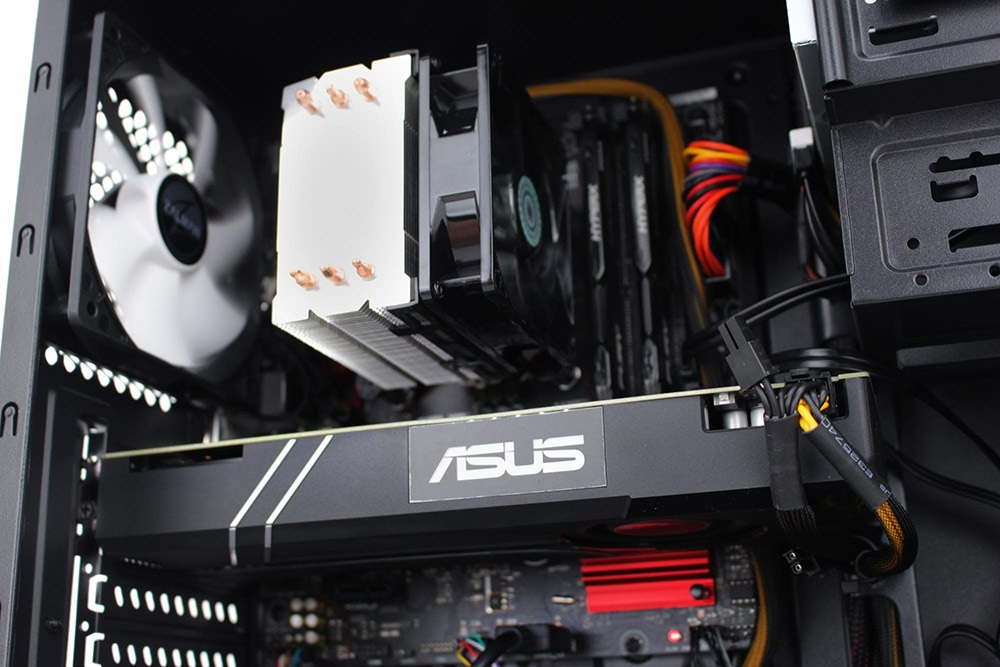 Alza GameBox 1060+; nejlepší herní PC do 25 tisíc; PCTuning.cz