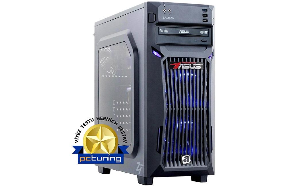Alza GameBox Neo 1060+. Dle nezávislého testu nejlepší herní PC za 25 tisíc.
