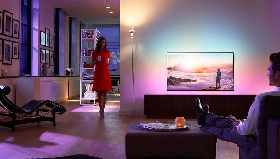 Philips Ambilight - unikátní osvětlení