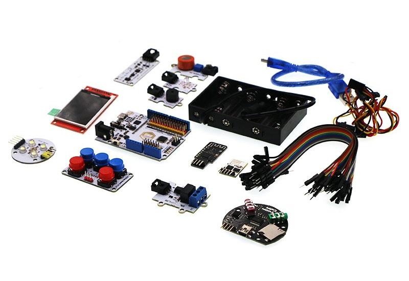 Arduino; Arduino Advanced Kit