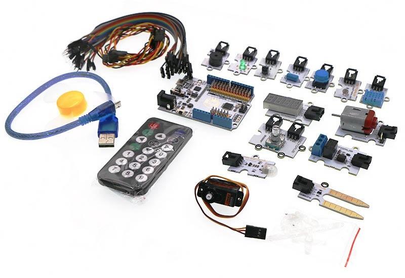 Arduino; Starter Kit