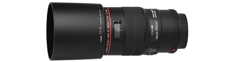 Recenze Canon EF 100mm f/2.8 L Macro IS USM