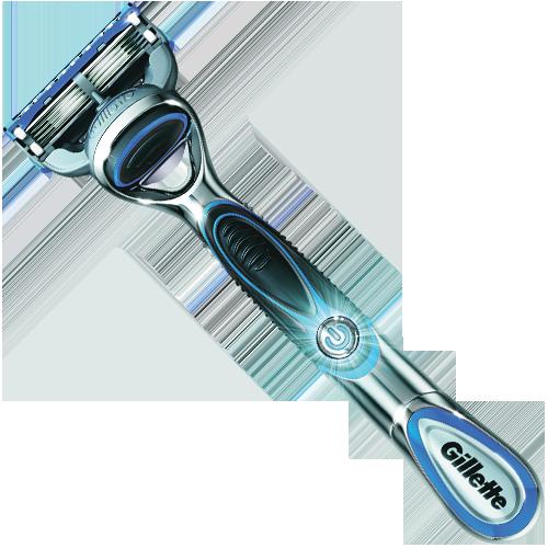 Správné holení