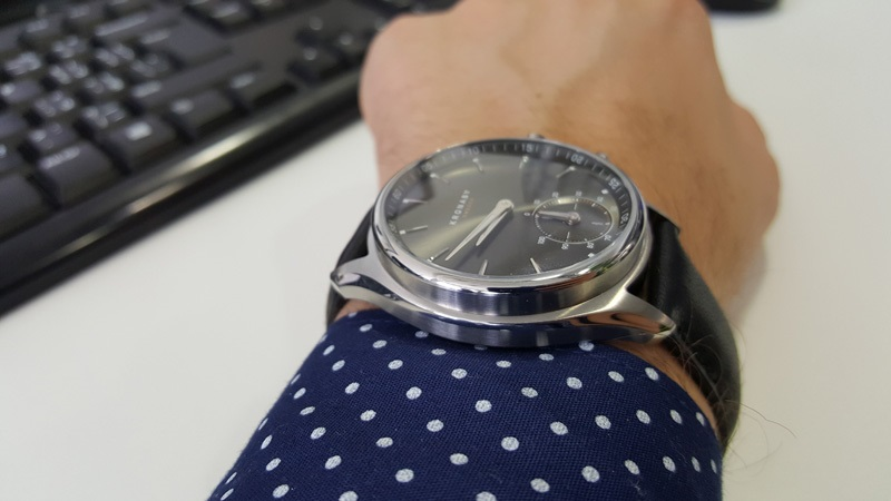Kronaby Sekel chytré hodinky recenze