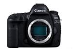 První dojmy z fotoaparátu Canon EOS 5D Mark IV