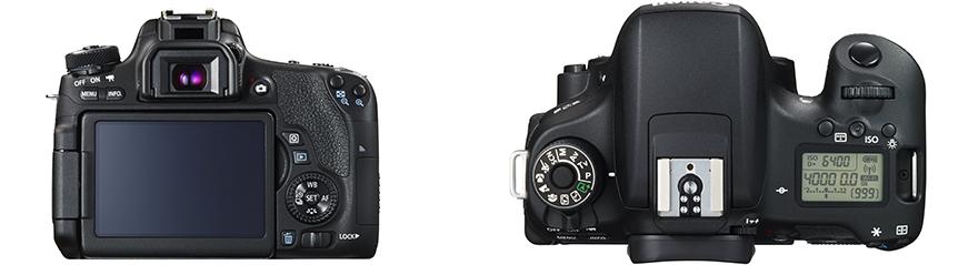 Recenze Canon EOS 760D