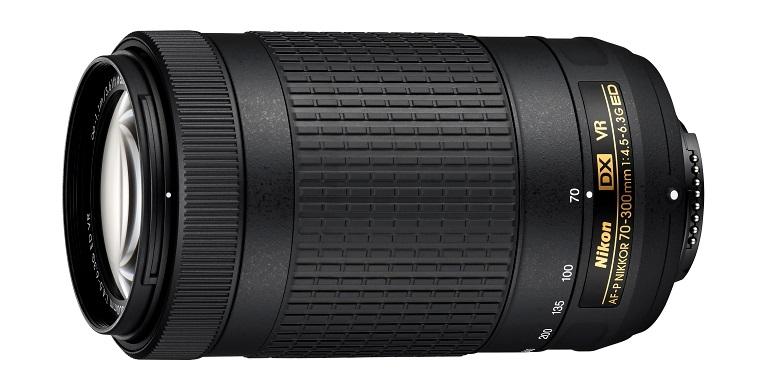 AF-P DX Nikkor 70-300mm f/4,5-6,3 G ED VR