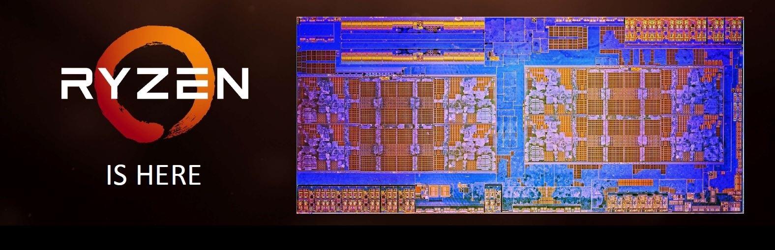 AMD Ryzen, procesory