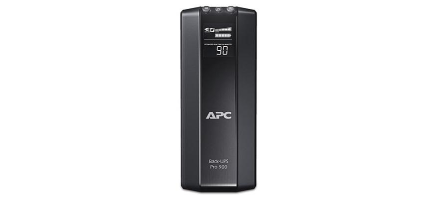 APC Back-UPS Pro BR900G-FR;APC by Schneider Electric;záložní zdroj;displej