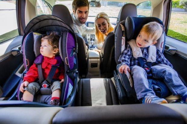 Autosedačky do auta dětské