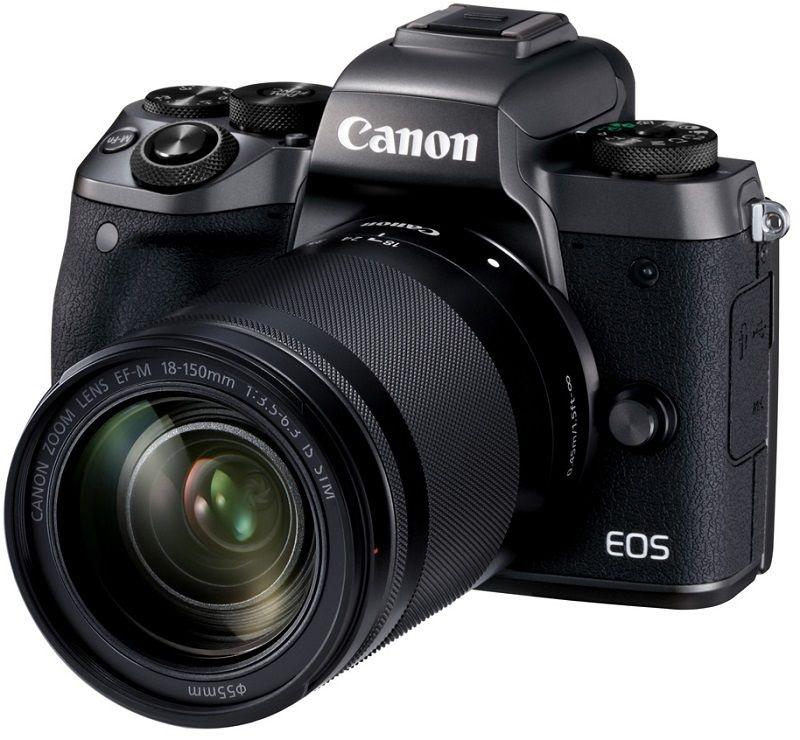 Bezzrcadlovka Canon EOS M5