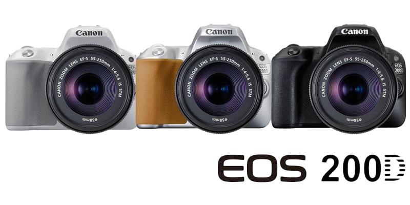 Canon EOS 200D (RECENZE)