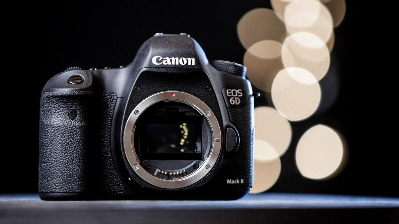Zrcadlovka Canon EOS 6D mk II