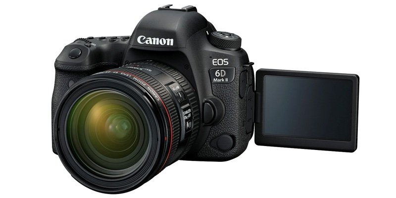Canon EOS 6D Mark II (PREVIEW)