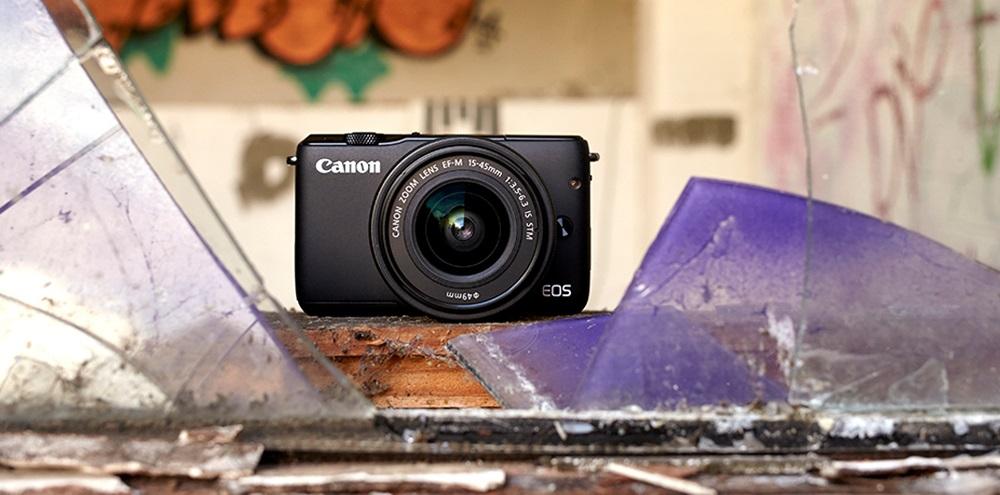 Recenze Canon EOS M10