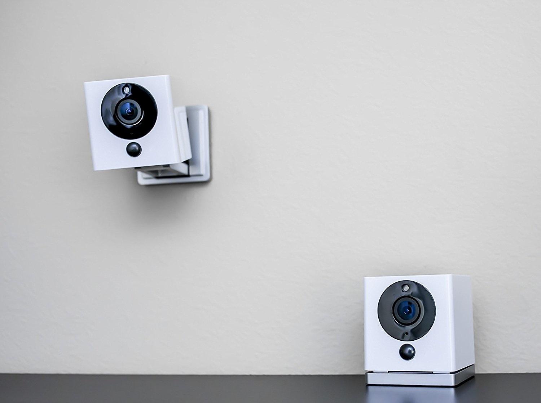 Bezpečnostní kamera iSmartAlarm SPOT