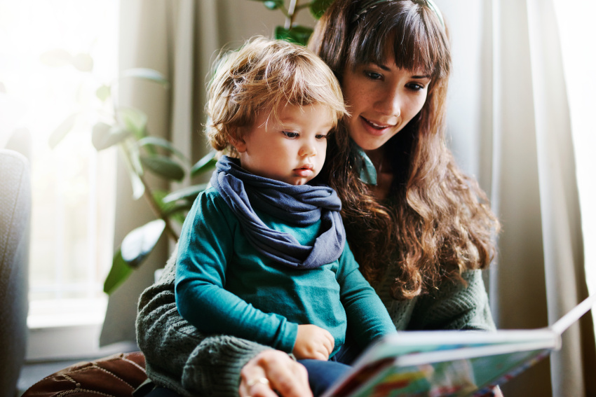 Odvedení pozornosti od kojení
