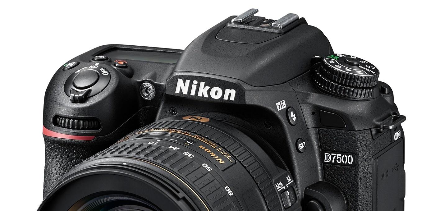Nikon D7500 (RECENZE)