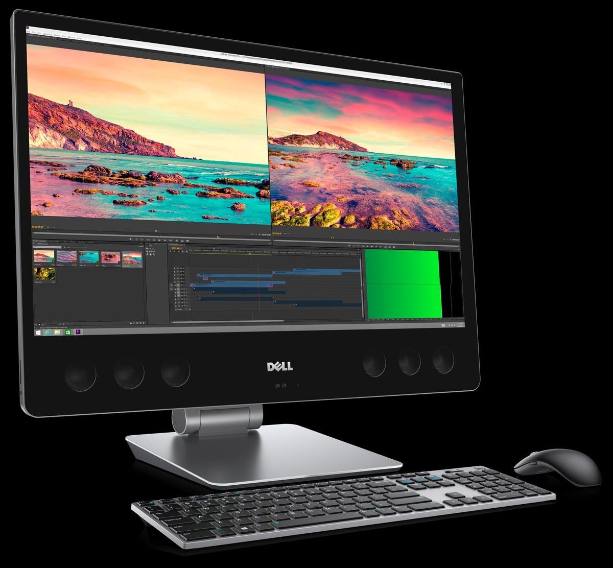 Dell Precision 5720; All In One