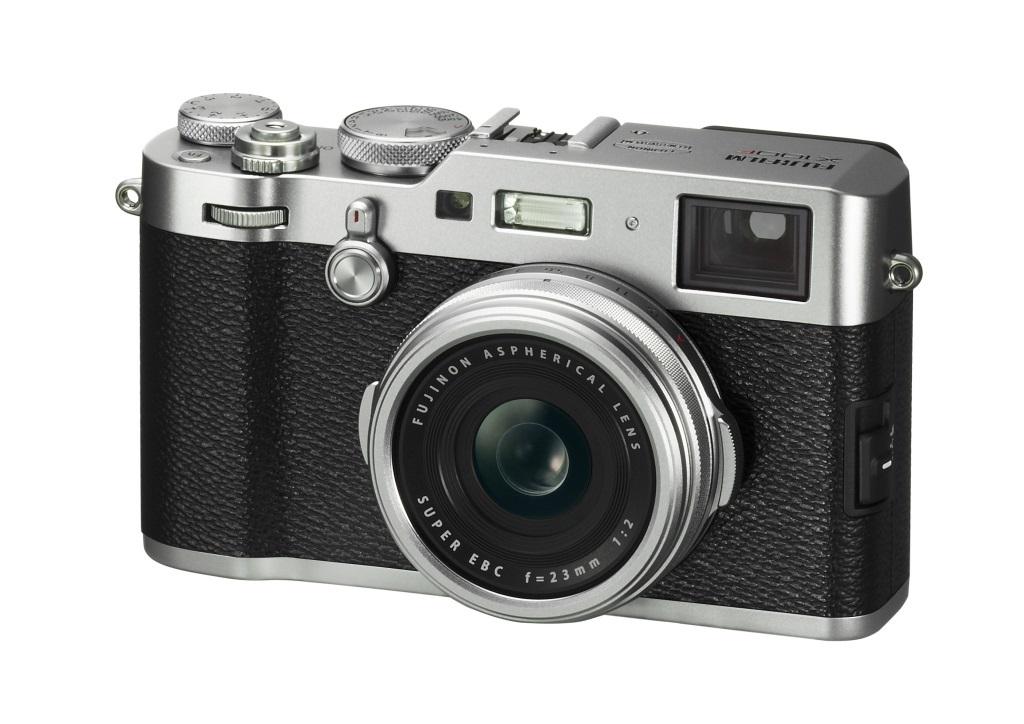 Fujifilm X100F stříbrná silver